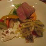 15246515 - (2012・9・17) 前菜3種盛り