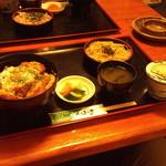 かつ善 - カツ丼蕎麦