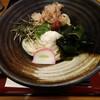 杵屋 - 料理写真:紀州の梅の冷しおろしうどん1.5玉