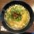 熱海 美虎 - 料理写真:2021年6月 サバ塩麺 1100円