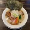 麺匠ことぶき - 料理写真:全部のせ濃厚塩そば 1030円