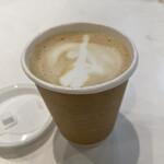 ヒロミ&コ スイーツ&コーヒー - カフェラテ