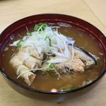 野口鮮魚店 - 2012.10 あら汁(450円が200円)