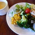 カウボーイ家族 - サラダ&スープ