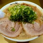 ごっつ - みそラーメン¥750 2012.10.6