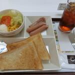 カフェ ド クリエ ホピタル - 料理写真:
