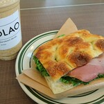 NICOLAO Coffee And Sandwich Works - パニーノ
