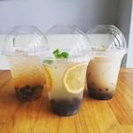 umi cafe - タピオカドリンク
