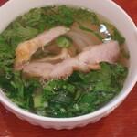 タン・カフェ - 鶏肉のフォー