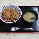 どん亭 - 牛丼390