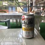 つり堀 武蔵野園 - ノンアルコールビール (300円)