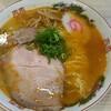 くじら食堂bazar - 料理写真:美しい海老油に細麺!ここのネギは野性味タップリ。まずはネギを混ぜ込まずにスープを味わいたいです