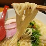 152482163 - 麺リフト 軍鶏特製塩ラーメン