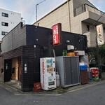 あずまし亭 - 店舗外観