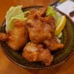 あずまし亭 - 鶏ザンギ2021.05.31