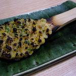 オリベ - 料理写真:そばみそ 350円