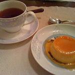 ハーブキッチン パスティス - コーヒーとプリン