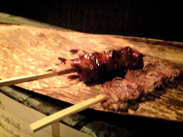 串焼場 ブギウギ