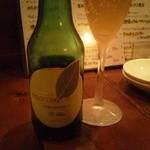 エル・オーチョ - 林檎のスパークリング酒