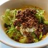 來庵 - 料理写真:汁なし担々麺