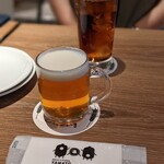 MEAT×PIZZA YAMATO Craft Beer Table -