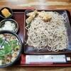 長寿庵 - 料理写真:鴨汁せいろ 1100円