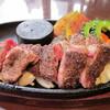 ヌーベル クアトロ - 料理写真:メガネ肉のステーキ♪柔らかく、お子様にも大人気!