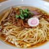中華そば de 小松 - 料理写真:醤油中華そば
