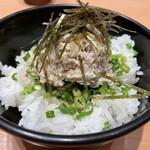 博多一幸舎 - チャーマヨ丼