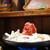 司バラ焼き大衆食堂 - 料理写真:鉄板で運ばれる「十和田バラ焼き」。