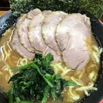麺家 紫極 - 料理写真:チャーシューメン 大 1000円(税込)