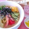 Kounanshiyun - 料理写真:五目冷し中華(大盛り・夏季限定)
