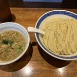 めいげんそ - 料理写真:塩つけ麺 特盛