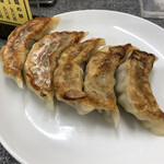 Kiraku - 焼餃子¥500