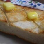 ラ・ブランジュリ・キィニョン - 定番の食パン