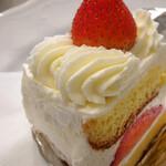 コールドンブルー - ショートケーキ
