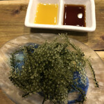沖縄料理と島酒 星屑亭 - 海ぶどう