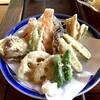 麦家 - 料理写真:天ぷら盛合せ 大盛り