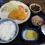 和 - コロッケ定食