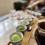 茶フェ ちゃきち - 利きお茶ジェラート!オシャンなの❤️