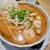 マンゴツリーカフェ - 料理写真:トムヤムスープの麺。麺が美味しい!!