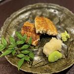 Chisousottakuito - 炭火焼き海鰻(福岡県有明海産、5日寝かせ)、石川小芋