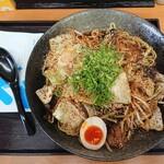 麺屋くろやき - 料理写真:黒瀬の辛そば ¥800