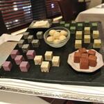 リストランテ カノフィーロ - 手作り生チョコレート