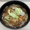 なかむら - 料理写真:天ぷらそば 400円