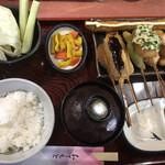 つくし坊 - 料理写真:つくし野御膳@1,380円