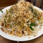 ラーメン麺徳 - 【再訪】まぜそば