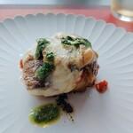 152555268 - ⚫愛媛、西条より絹かわなす チーズがおしい!