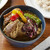 スープカレーKENASHIBA - 料理写真:ラム肉煮込みのスープカレー