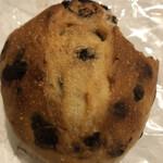 小麦と酵母 濱田家 - 我に返って写真を撮ったルパンショコラ なんと200円やでぇ!なぜか関西弁